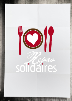 Repas solidaires